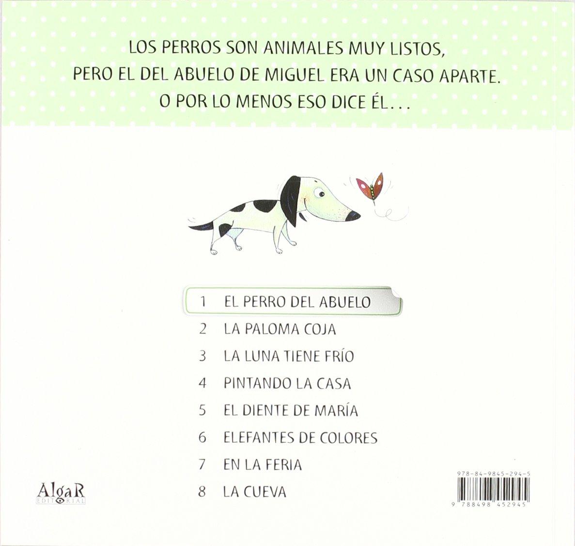 El perro del abuelo: Enric ; Tobella, Montserrat Lluc Girbés: 9788498452945: Amazon.com: Books