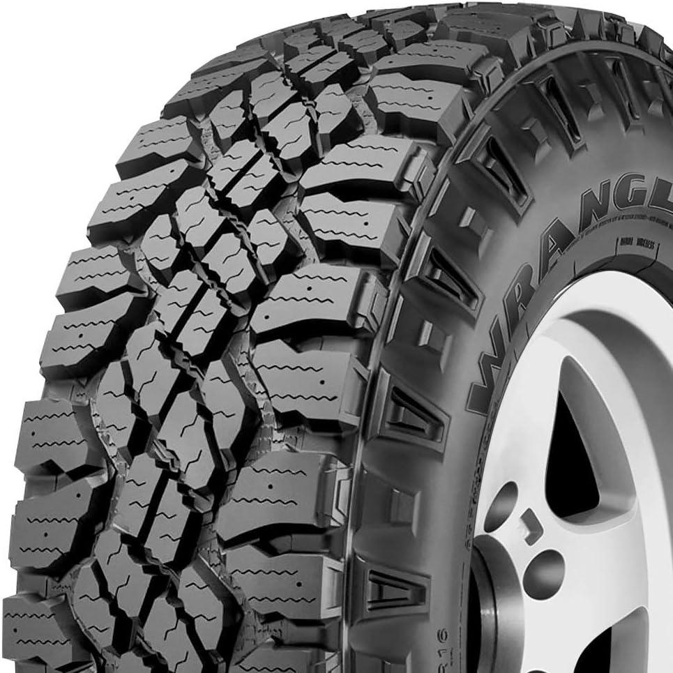 Goodyear Wrangler DuraTrac all/_ Terrain Radial Tire-255//55R19 101S