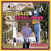 Bill Bass Steel Pans - Tourist Classics 2 (CD)
