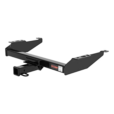 CURT 13042 Class 3 Trailer Hitch, 2-Inch Receiver for Select Chevrolet Silverado and GMC Sierra Trucks: Automotive