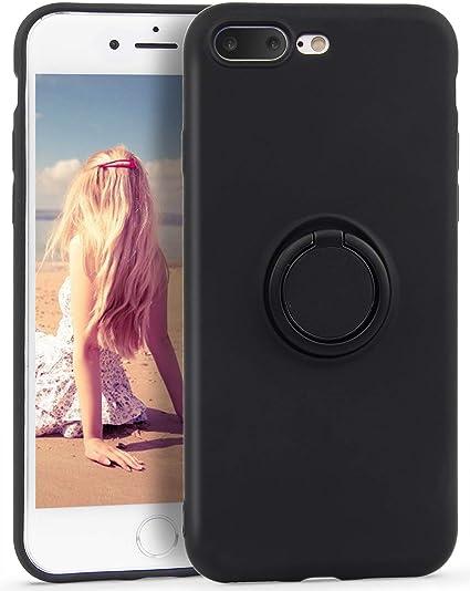 Coque Imikoko pour iPhone 7 Plus avec anneau de prise en main ...