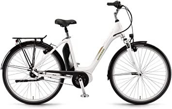 Winora E-Bike Sima N7f - Bicicleta eléctrica para Mujer Active 400 ...