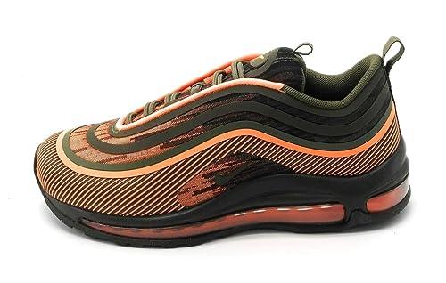 Nike Air MAX 97 UL 17 Chamarra para Hombre, Color Naranja