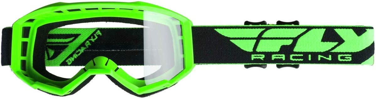 Fly Racing Focus Youth Kids MX Motocross Offroad ATV Goggles