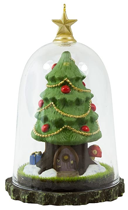 Amazon.com: Hallmark 2016 Christmas Ornaments Gnome For The Holidays ...