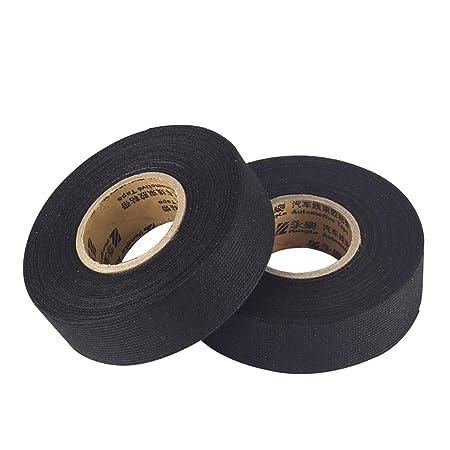 NACOLA - Cinta adhesiva para arnés de cables (2 rollos), color ...