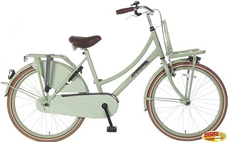 Bicicleta holandesa para niña, 24 pulgadas poza Daily pistage ...