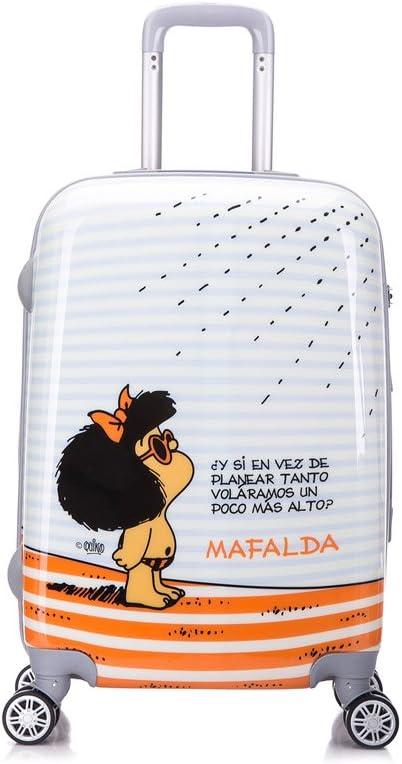 Maleta Cabina 4R Mafalda Tarifa
