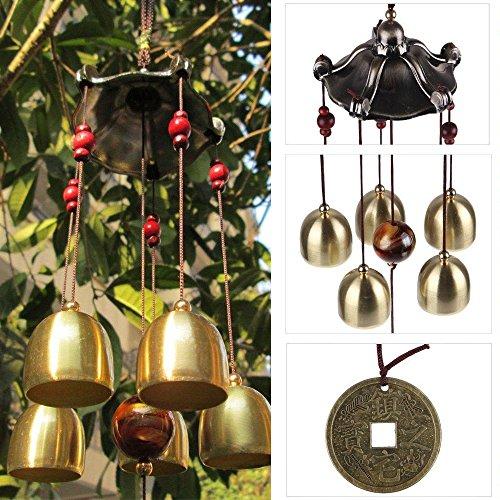 yazi Pent%C3%A1gono Pavilion campanas Decoraci%C3%B3n