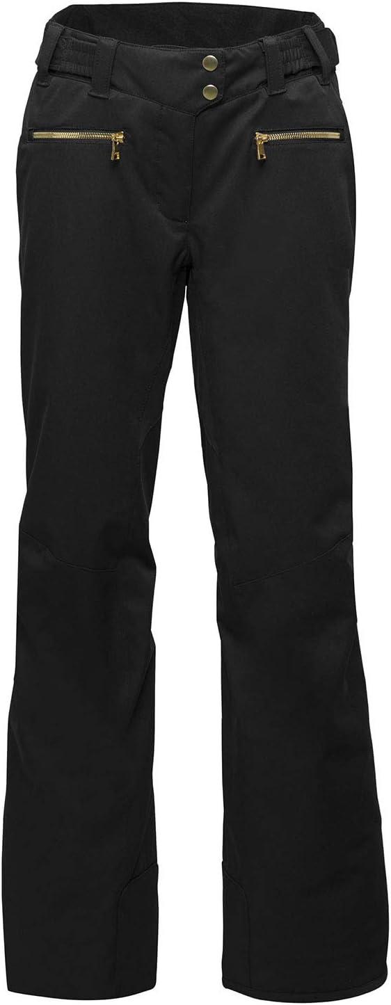 Phenix Teine Super Slim Pant Damen Skihose schwarz