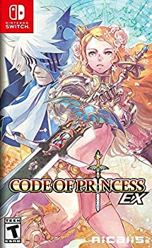 Code of Princess EX - Nintendo Switch