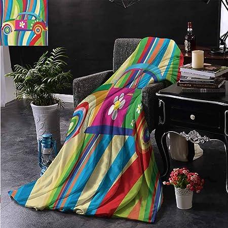 Xlcsomf - Manta para Dormitorio con diseño Moderno de Estudio de ...