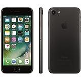 iPhone 7 Plus com 128G preto Fosco Muito novo