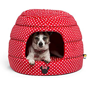 Amazon.com : Disney Minnie Mouse Dome, Black/Red, One Size