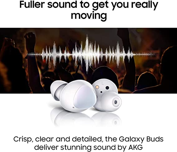 Samsung SM-R170 Galaxy Buds - Auriculares inalámbricos, Negro ...