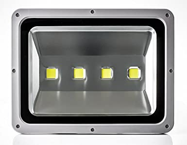 Leetop 200W Foco LED Proyector de Luz Lámpara IP65 Impermeable ...