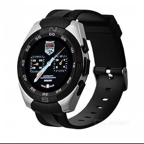 Reloj Inteligente Bluetooth Deportivo de Pulsera con Notificación de WhatsApp Monitor de Sueño y Calorías Monitor