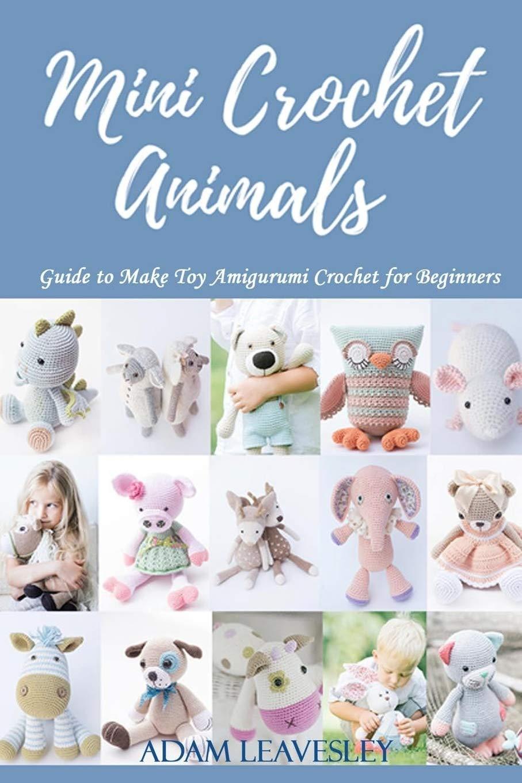 Adorable Little Amigurumi Moose – Free Crochet Pattern! | 1360x907
