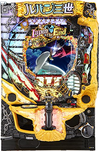 CRルパン三世~Lupin The End~【9H1BY1】【循環仕様】パチンコ実機の商品画像