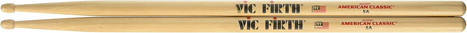 Vic Firth American Classic 5A Drum Sticks