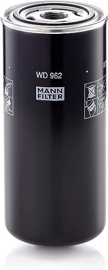 Original Mann Filter Ölfilter Wd 962 Hydraulikfilter Geeignet Für Automatikgetriebe Für Busse Und Nutzfahrzeuge Auto