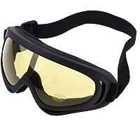 SM SunniMix Vindtät motorcykel utomhus snöskoter skidglasögon glasögon