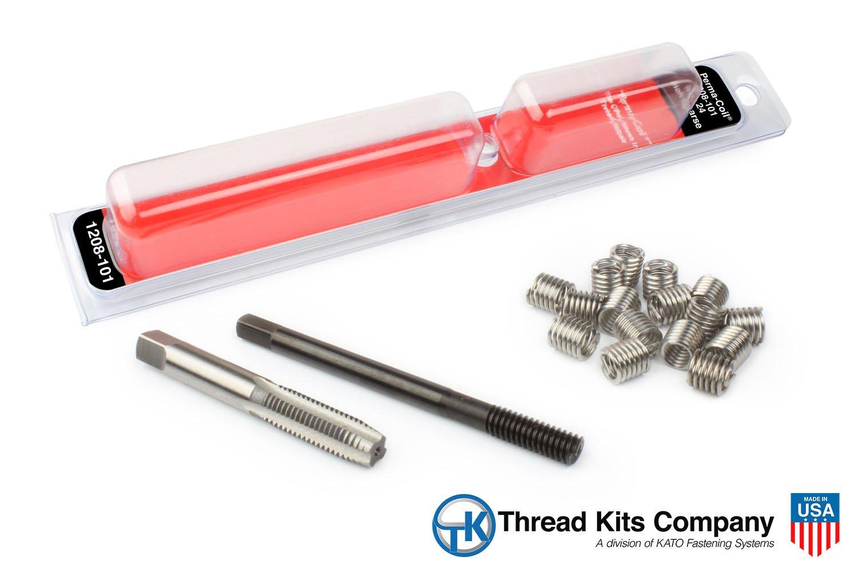 Perma Coil 1208-101 Thread Repair Kit 10-24 12PC Helicoil 5401-3