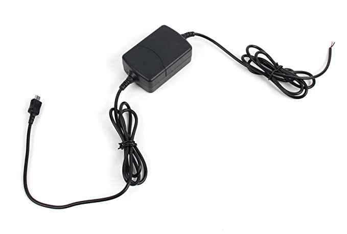 DURAGADGET Hardwire Micro USB in Car Power Supply Lead for Raspberry Pi,