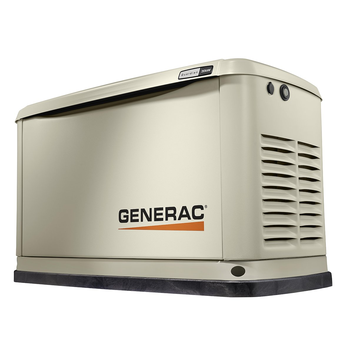 Amazon.com : Generac 7039 Guardian Series 20kW/18kW Air Cooled Home Standby  Generator with Whole House 200 Amp Transfer Switch (not CUL) : Garden &  Outdoor