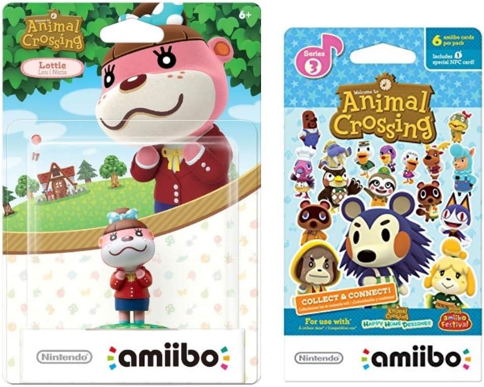 Amazon.com: Lottie Amiibo (Animal Crossing Series) for ...