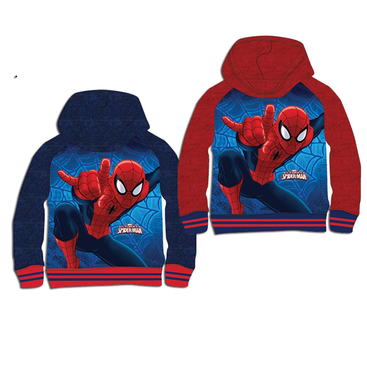 Felpa Spiderman Marvel