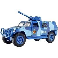 1:32 simulación Modelo Militar diecast Modelo de Coche
