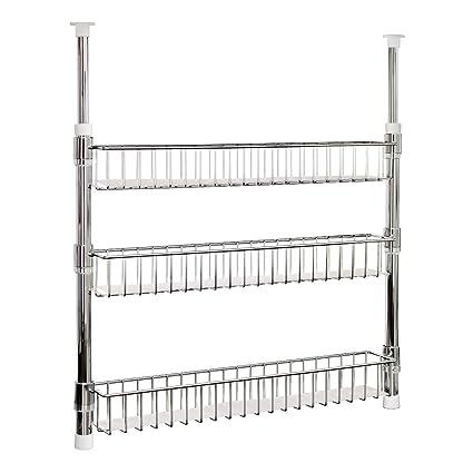 bremermann® estantería para especias telescópica con 3 estantes tipo cesta 929632d12ec0
