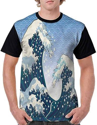 BlountDecor Classic T-Shirt,Artistic Sketch Couple Fashion Personality Customization