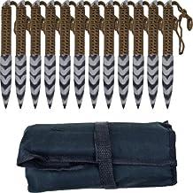 Whetstone Cutlery 25-TK173 'S Stripeger 12 Set Kunai Knives