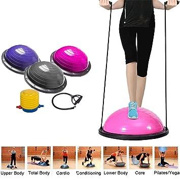 SVNA Balance Trainer Pelota Fitness Hemisphere: Pelota de ...