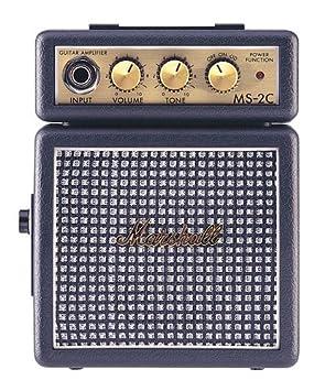 Marshall MS-2C Micro Guitar Amplifier