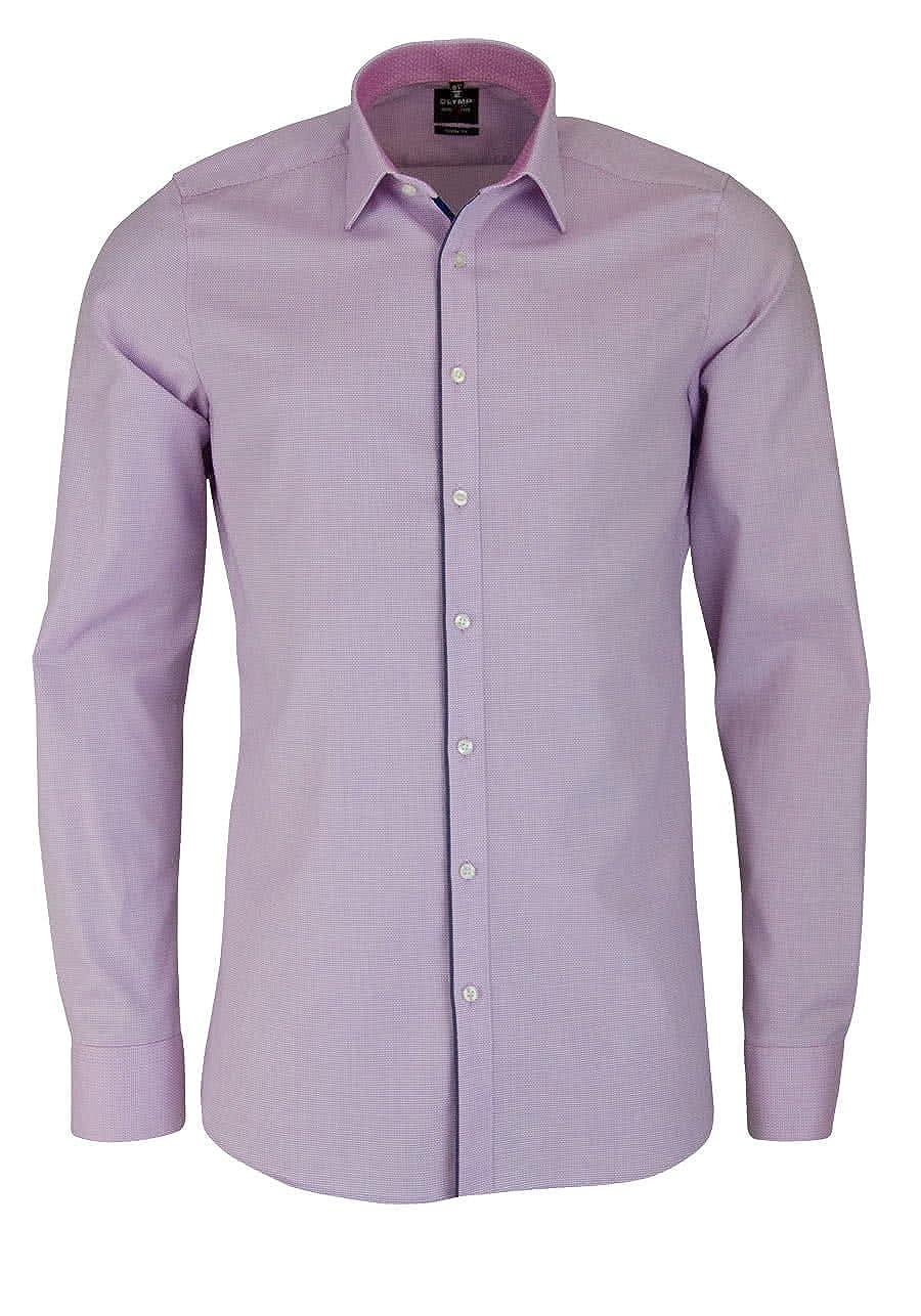 Olymp Camisa Formal - Cuello Kent - Para Hombre
