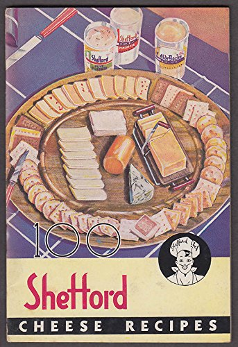 Shefford 100 Cheese Recipes booklet 1938 Green Bay WI