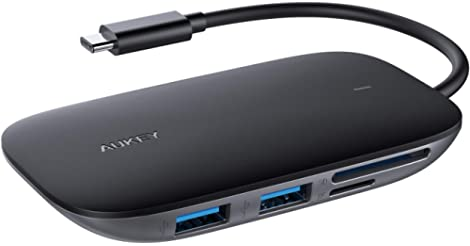 Aukey USB C Hub with 3 USB 3.0 Ports only $19.99