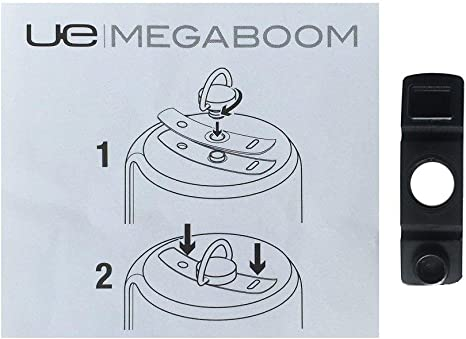 CUCUDAI Replace Rubber Plug Cover for Logitech UE Blast Wireless Bluetooth Speake Charge Port Caoutchouc Waterproof Black Rubber Plug Cover