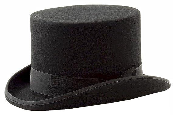 70f5faa79 Amazon.com: Scala Classico Men's Fashion Wool Felt Top Hat Sz: M ...
