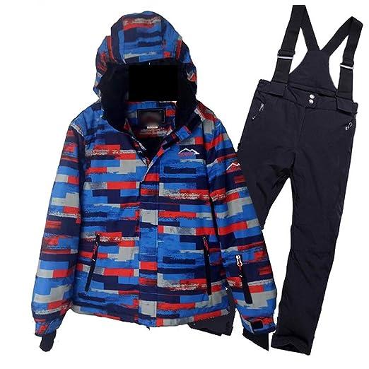 Traje de esquiar Conjunto de traje de esquí para niños Tablero ...