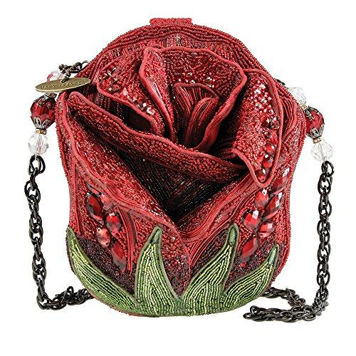MARY FRANCES Beaded Shoulder Handbag product image