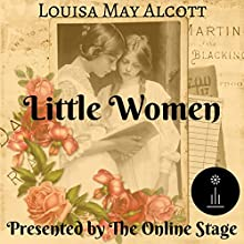 Little Women Audiobook by Louisa May Alcott Narrated by Lee Ann Howlett, Amanda Friday, P. J. Morgan, Tiffany Halla Colonna, Becca Maggie, Elizabeth Klett, Andy Harrington