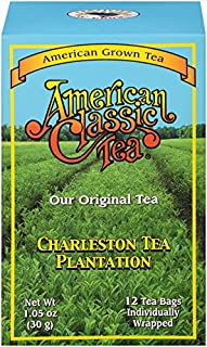 product image for Charleston Tea Plantation Garden, American Classic Pyramid Teabags, 12 Count