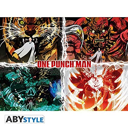 Amazon.com: AbyStyle Abysse Corp_ABYDCO497 One Punch Man ...