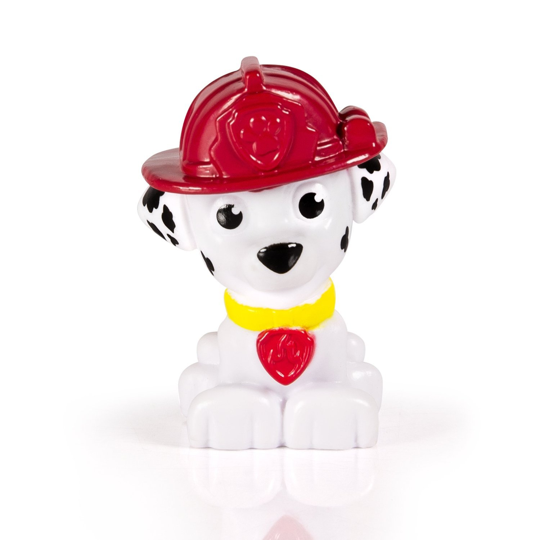 Rocky Skye Zuma Marshall Chase Spin Master 01213001219 Rubble Paw Patrol Mini Figures Set of Six