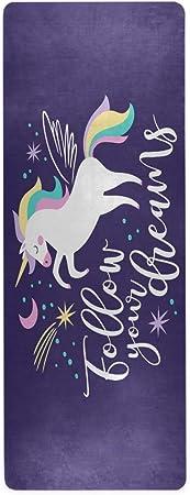 ZOEO Rainbow Galaxy Mermaid Scales Yoga Towel Mat Non Slip Hot Yoga Towels Dry Fast Bikram Pilates Women Exercise