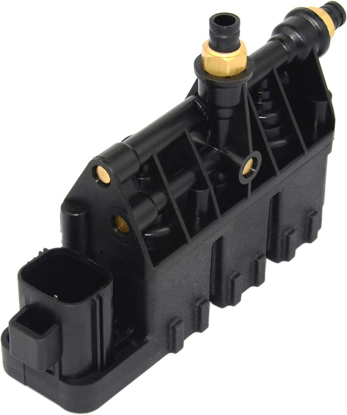 Front Air Suspension Compressor Valve Block for Land Range Rover Sport LR3 LR4 OE RVH000095